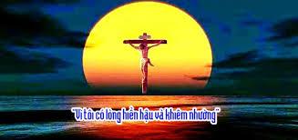 HIỀN LÀNH THEO ĐỨC KITÔ